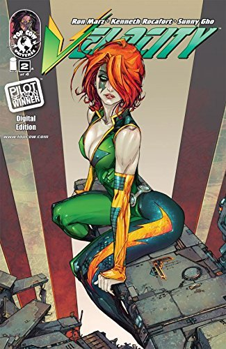 Velocity #2 (of 4)  by  Ron Marz