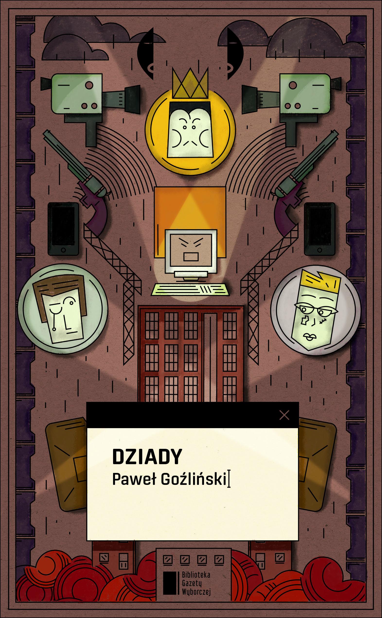 Dziady Paweł Goźliński