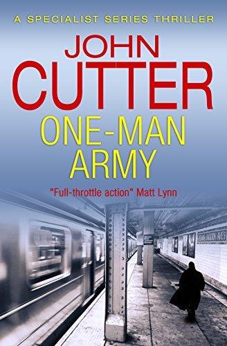 One-Man Army John Cutter