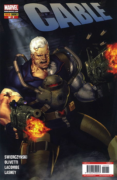Cable #2 (Colección Héroes Marvel: Cable, #2) Duane Swierczynski