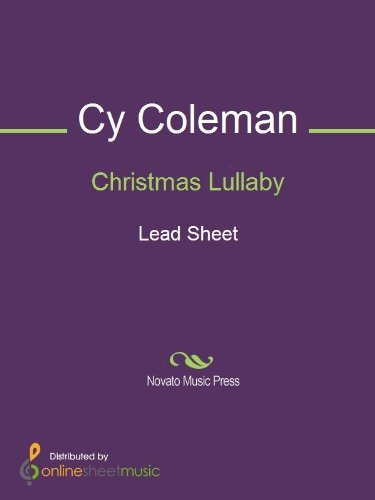 Christmas Lullaby Cy Coleman