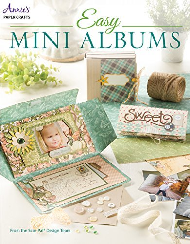 Easy Mini Albums  by  Diana Crick