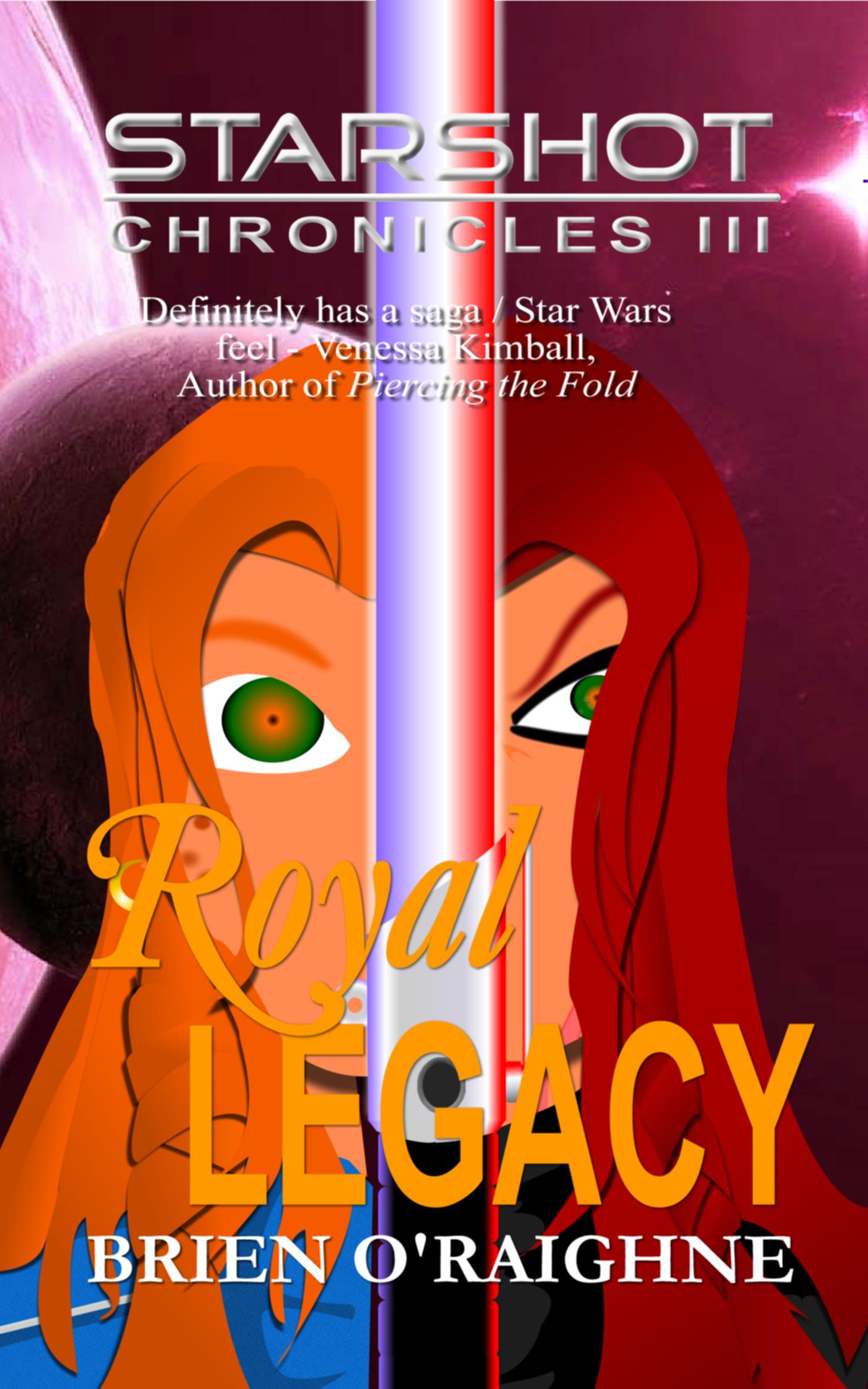 Royal Legacy: Bloodlines III  by  Bryan Rainey