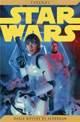 Star Wars: Dalle rovine di Alderaan (Legends, #2)  by  Brian Wood