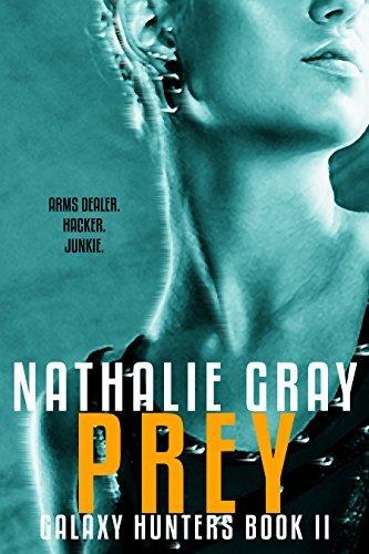 Galaxy Hunter 2: Prey Nathalie Gray