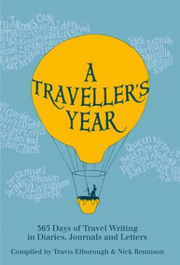 A Travellers Year  by  Travis Elborough