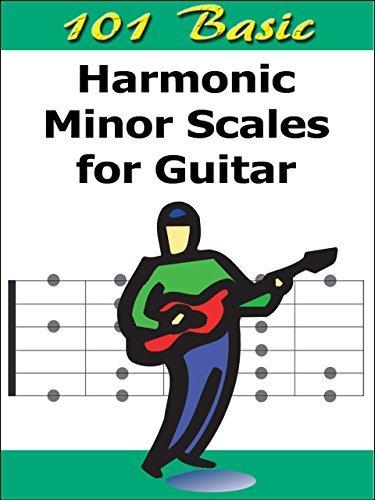 101 Basic Harmonic Minor Scales for Guitar (101 Basic Guitar)  by  Yoichi Arakawa