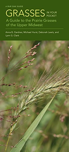 Grasses in Your Pocket: A Guide to the Prairie Grasses of the Upper Midwest Anna B. Gardner