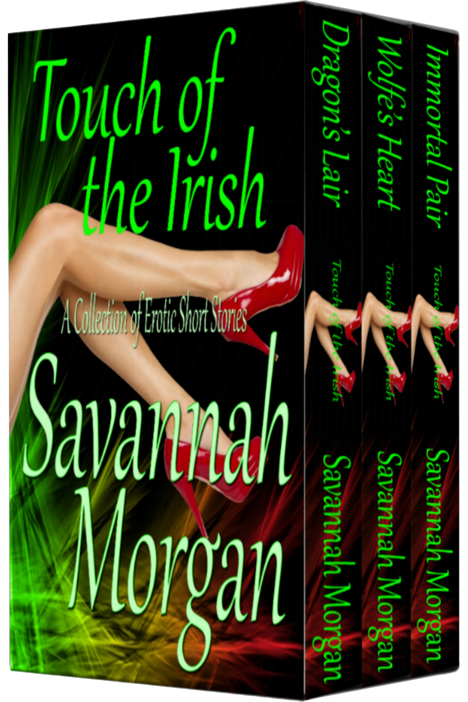 Touch of the Irish: Touch of the Irish Collection Savannah Morgan