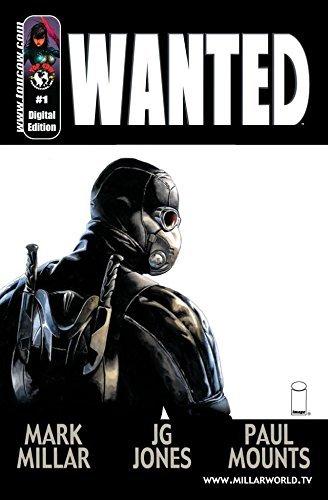 Wanted #1 (of 6) Mark Millar