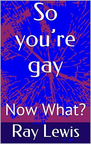 So youre gay?: Now What? Ray Lewis