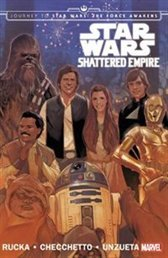 Star Wars: Shattered Empire  by  Greg Rucka