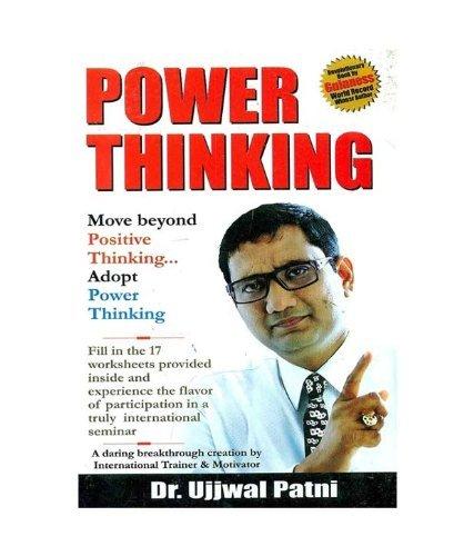 Power Thinking  by  Ujjawal Patni