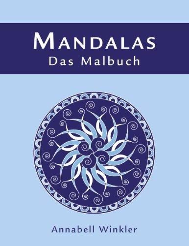 MANDALAS - Das Malbuch  by  Annabell Winkler