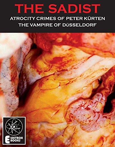THE SADIST  by  Karl Berg
