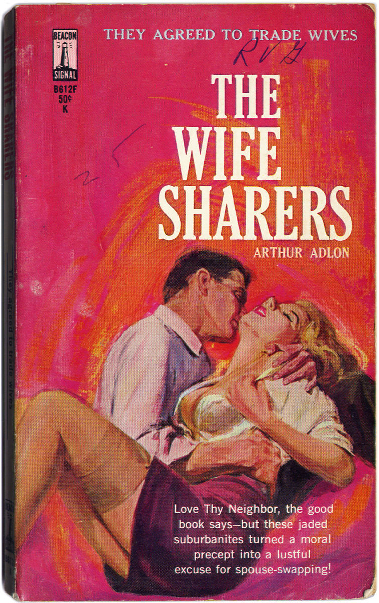 The Wife Sharers  by  Arthur Adlon