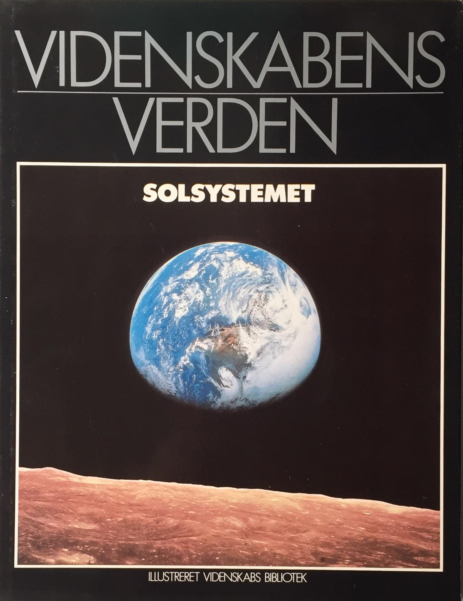Videnskabens Verden: Solsystemet  by  Iain Nicolson