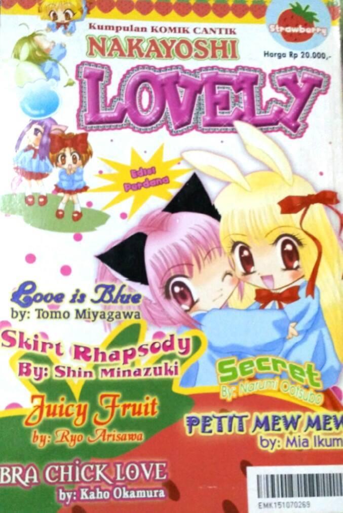 Nakayoshi Lovely 01 : Strawberry  by  Tomo Miyagawa