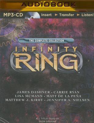 Infinity Ring James Dashner