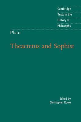 Plato: Theaetetus and Sophist Plato