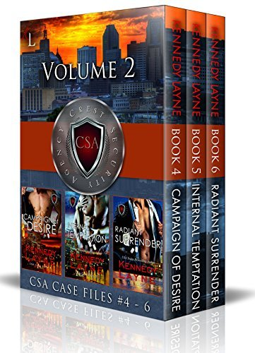 CSA Case Files - Volume 2 (CSA Case Files #4-6)  by  Kennedy Layne