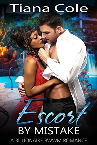 Escort  by  Mistake by Tiana Cole