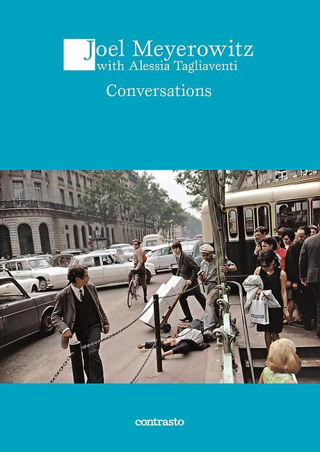 Conversation with Joel Meyerowitz  by  Alessia Tagliaventi