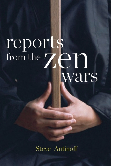 Reports from the Zen Wars: The Impossible Rigor of a Questioning Life  by  Steve Antinoff