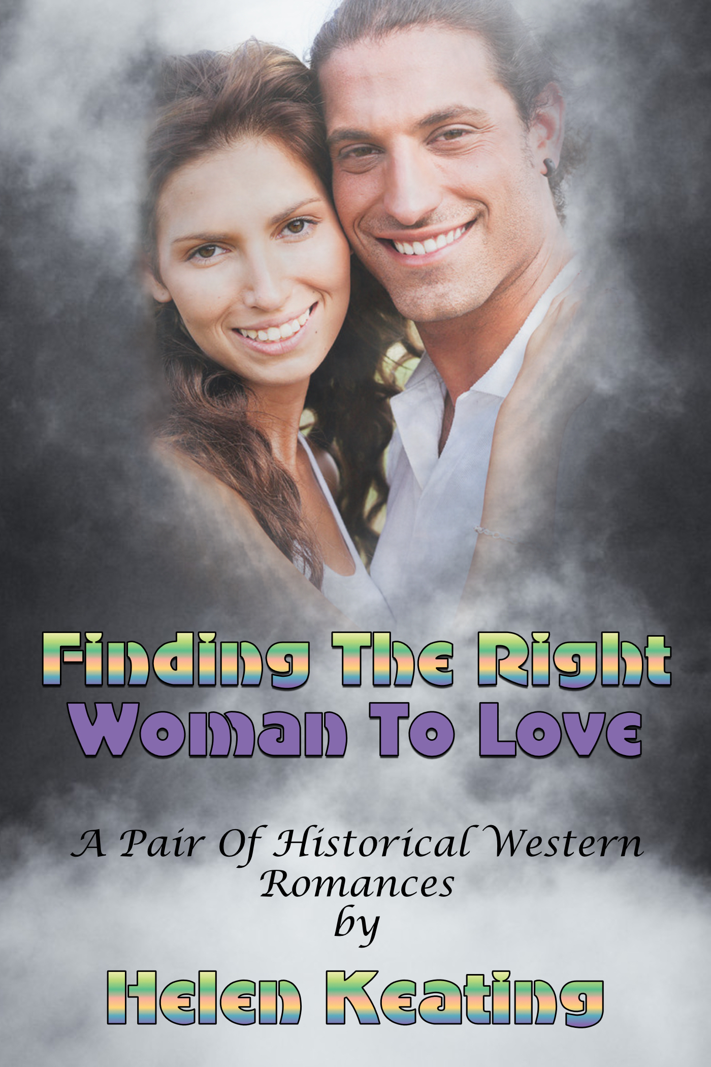 Finding The Right Woman To Love  by  Helen Keating