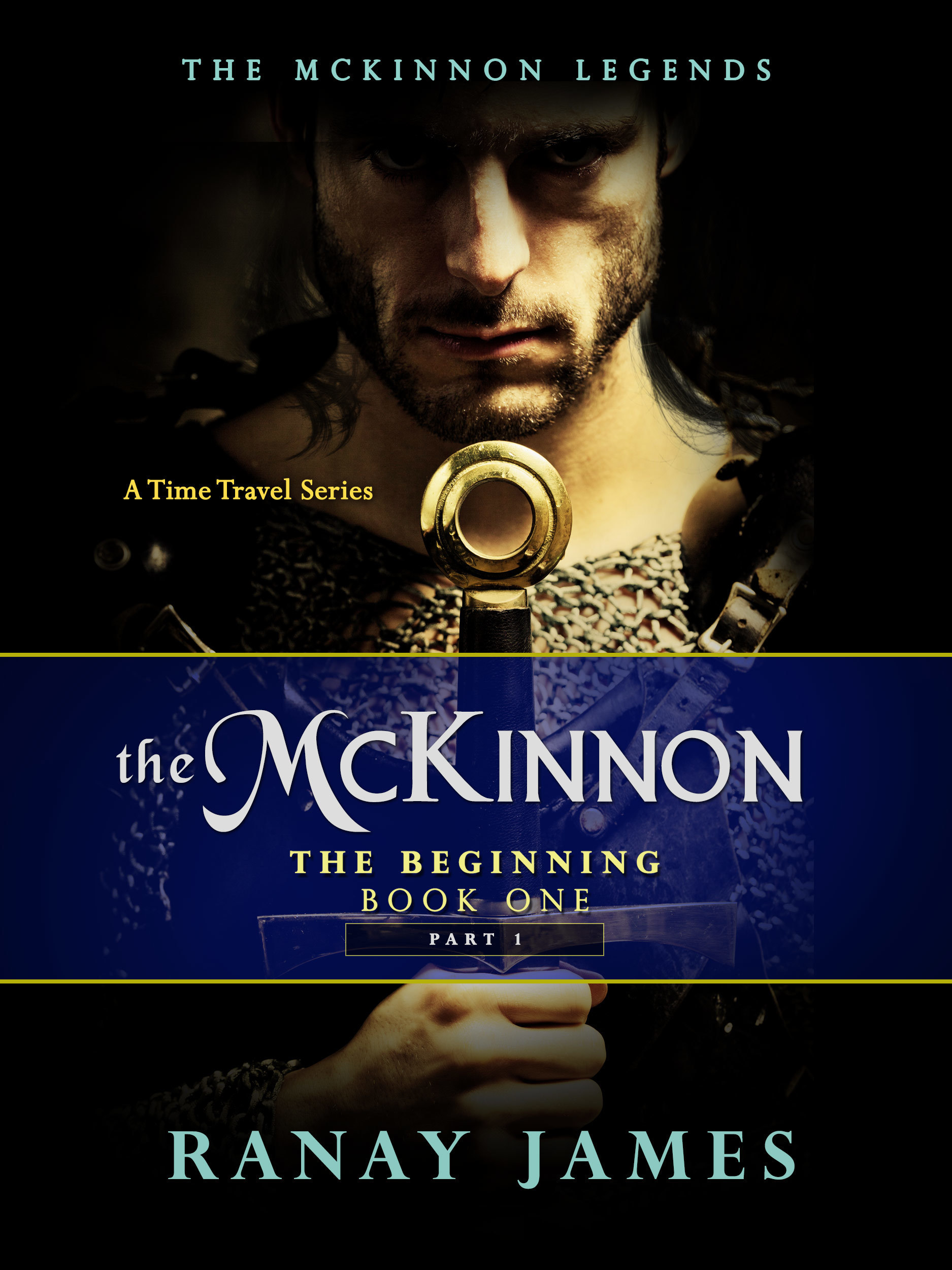 The McKinnon The Beginning: Book 1 - Part 1 The McKinnon Legends (A Time Travel Series)  by  Ranay James