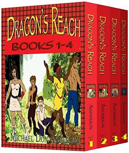 Dragons Reach (Books 1 Thru 4)  by  Michael Don Anderson