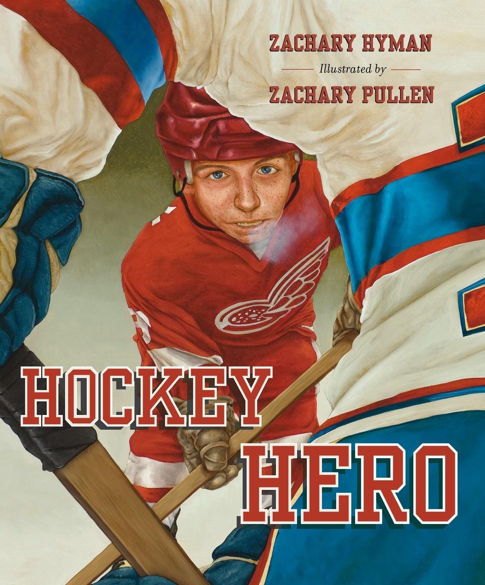 Hockey Hero Zachary Hyman
