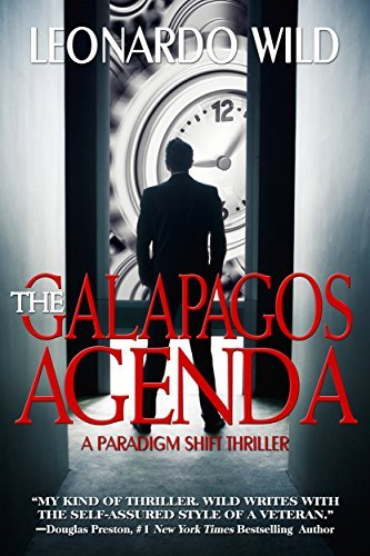 The Galapagos Agenda (A Paradigm Shift Thriller Book 1)  by  Leonardo Wild