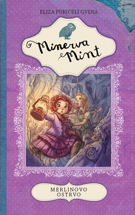 Minerva Mint: Merlinovo ostrvo Elisa Puricelli Guerra