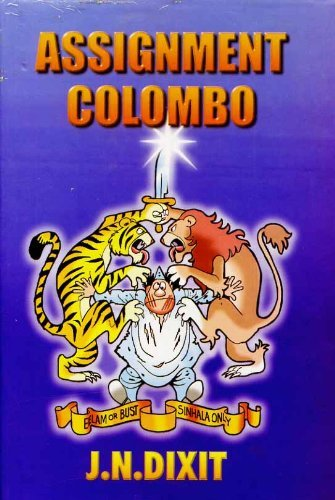 Assignment Colombo  by  Jyotindra Nath Dixit