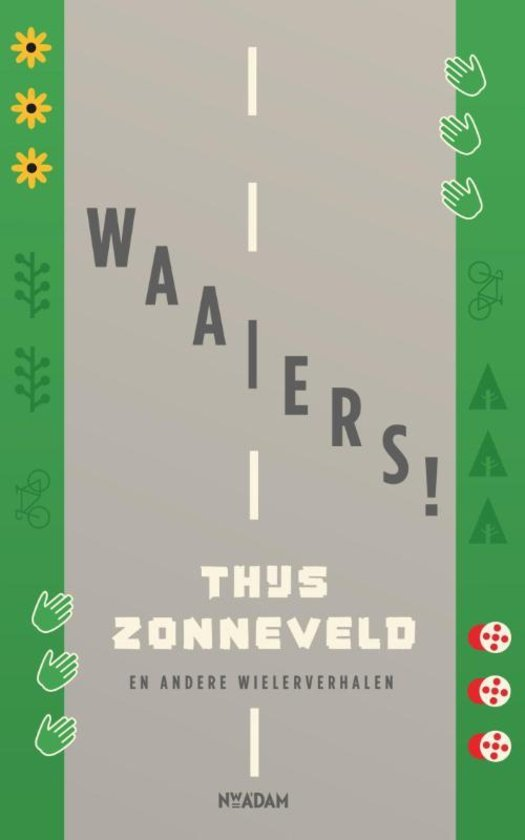 Waaiers!  by  Thijs Zonneveld