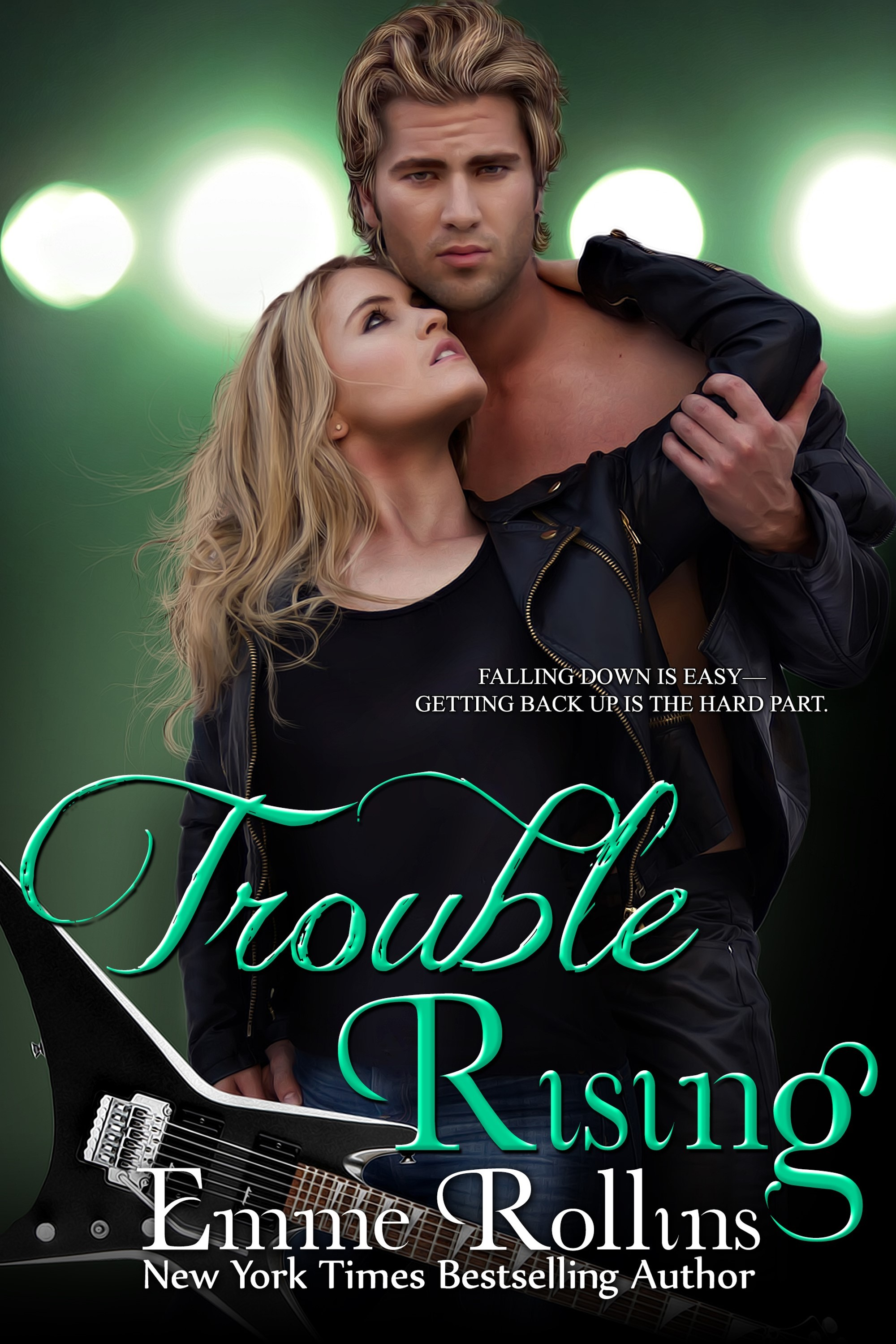 Trouble Rising Emme Rollins