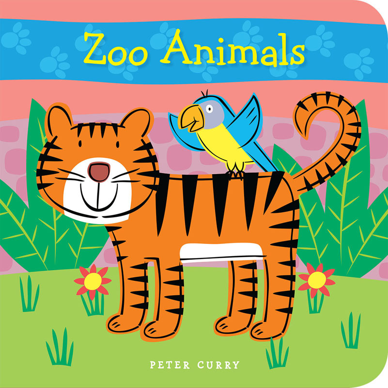 Zoo Animals  by  Peter Curry