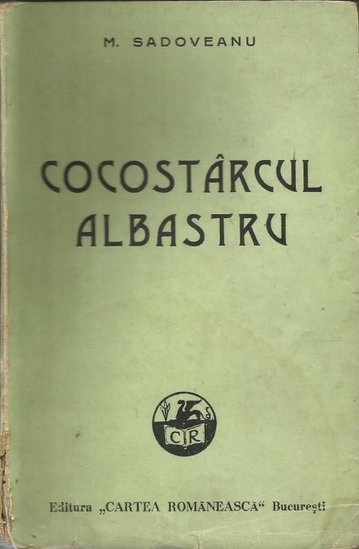 Cocostârcul albastru  by  Mihail Sadoveanu