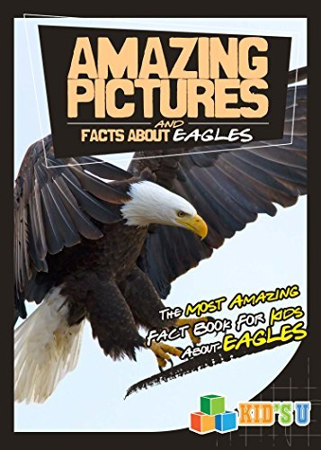 Amazing Pictures and Facts About Eagles: The Most Amazing Fact Book for Kids About Eagles  by  Kids U