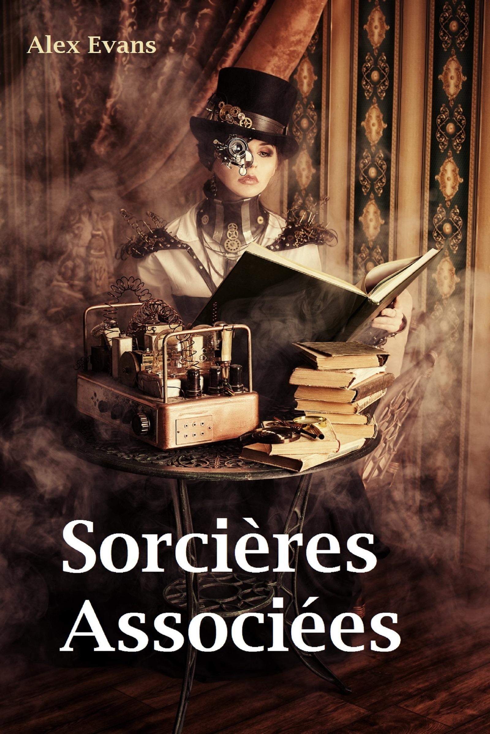 Sorcières Associées  by  Alex Evans