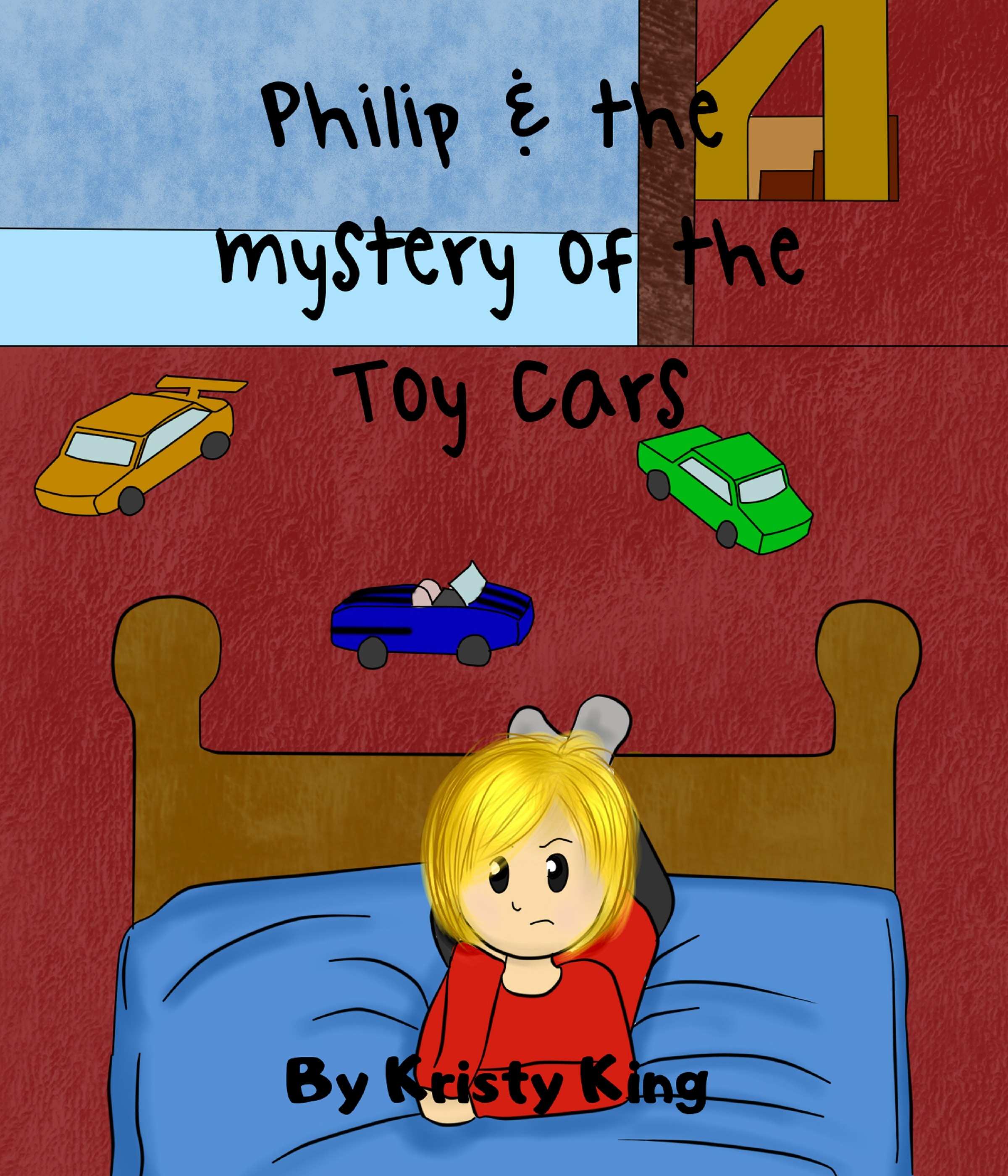 Philip and the Mystery of the Toy Cars  by  Kristy King