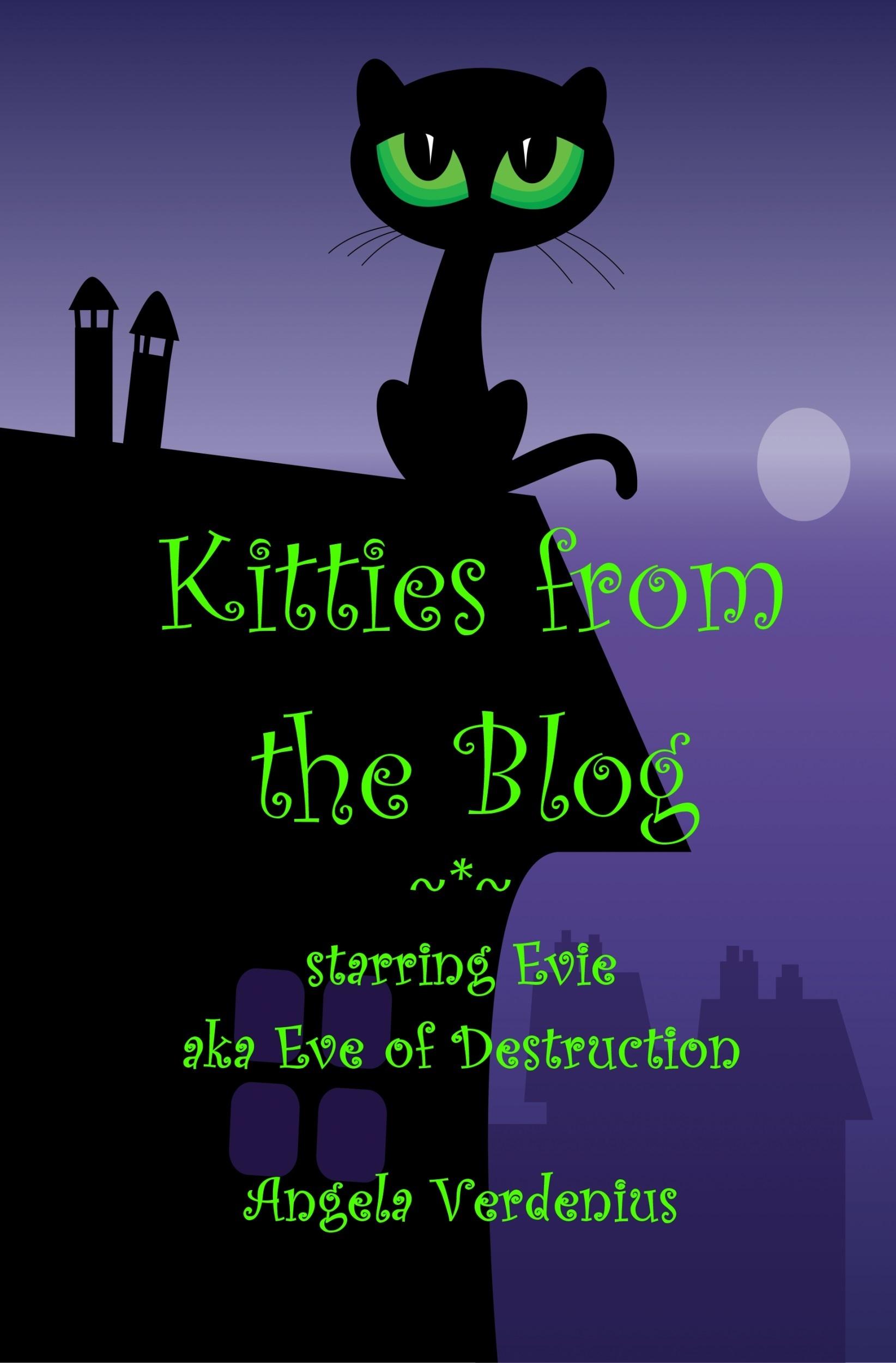 Kitties from the Blog  by  Angela Verdenius