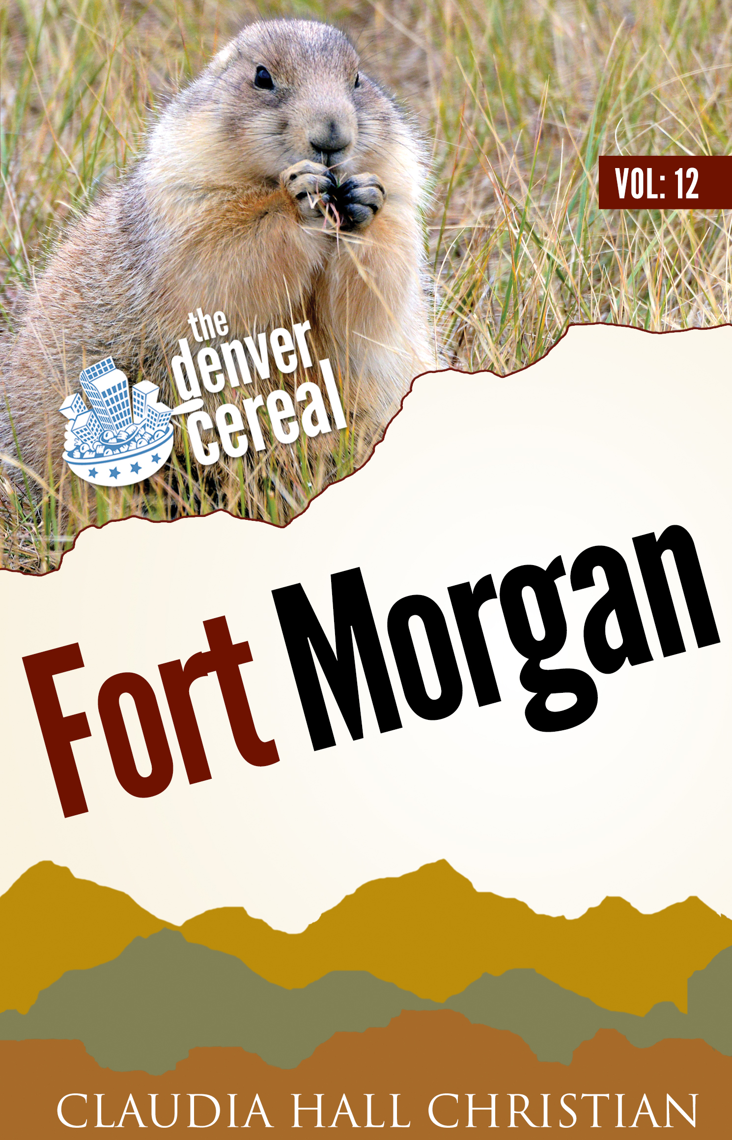 Fort Morgan  by  Claudia Hall Christian
