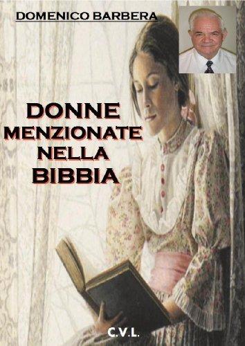 Donne menzionate nella Bibbia Domenico Barbera