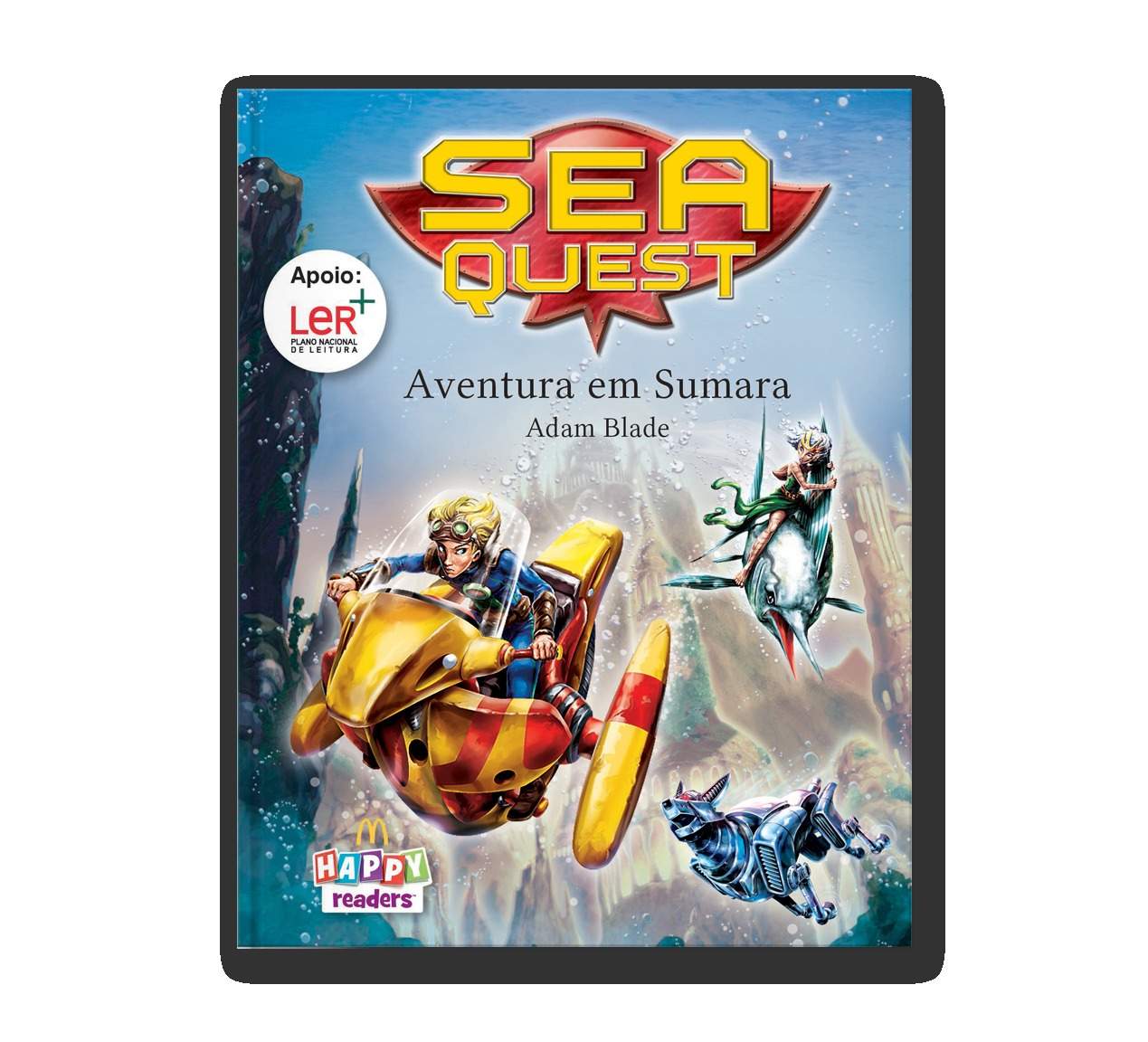 Sea Quest Aventura em Sumara  by  Adam Blade