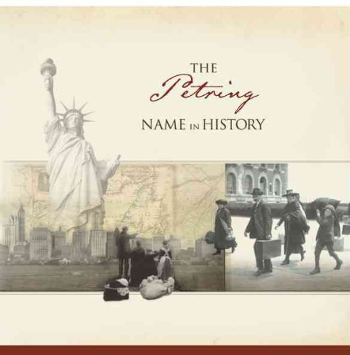 The Petring Name in History  by  Ancestry.com