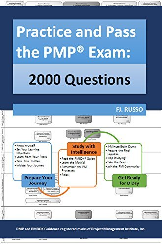 Practice and Pass the PMP Exam: The 2000 Questions (Annotated)  by  FJ Russo