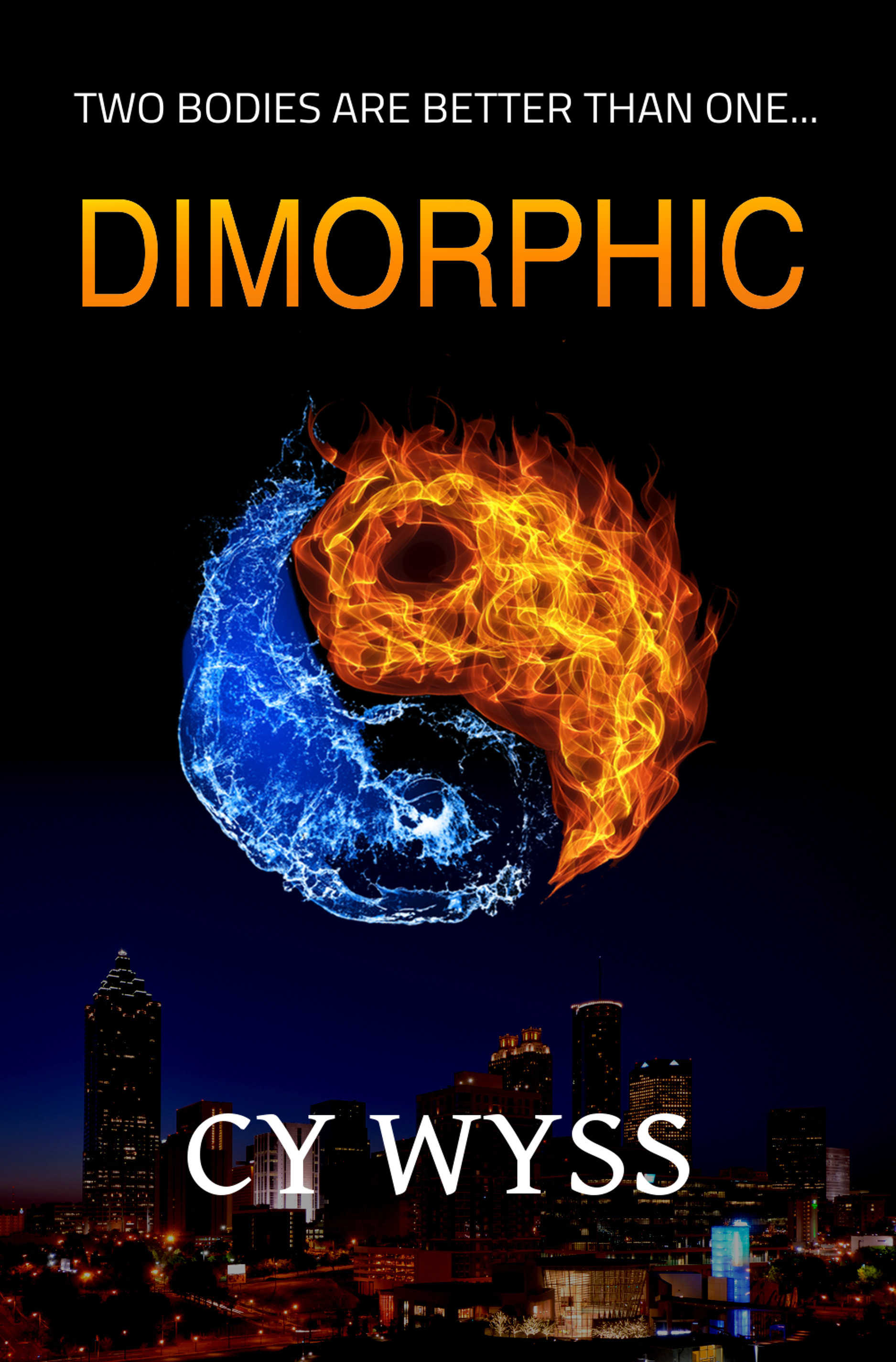 Dimorphic  by  Cy Wyss