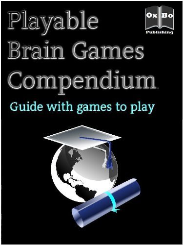 Playable Brain Games Compendium  by  Ebook Gamer
